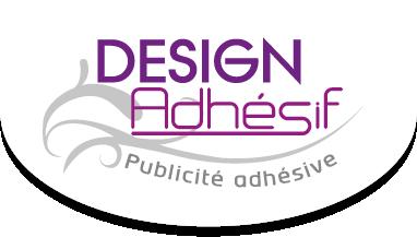 Design Adhésif – Habillage adhésif véhicules vitrines